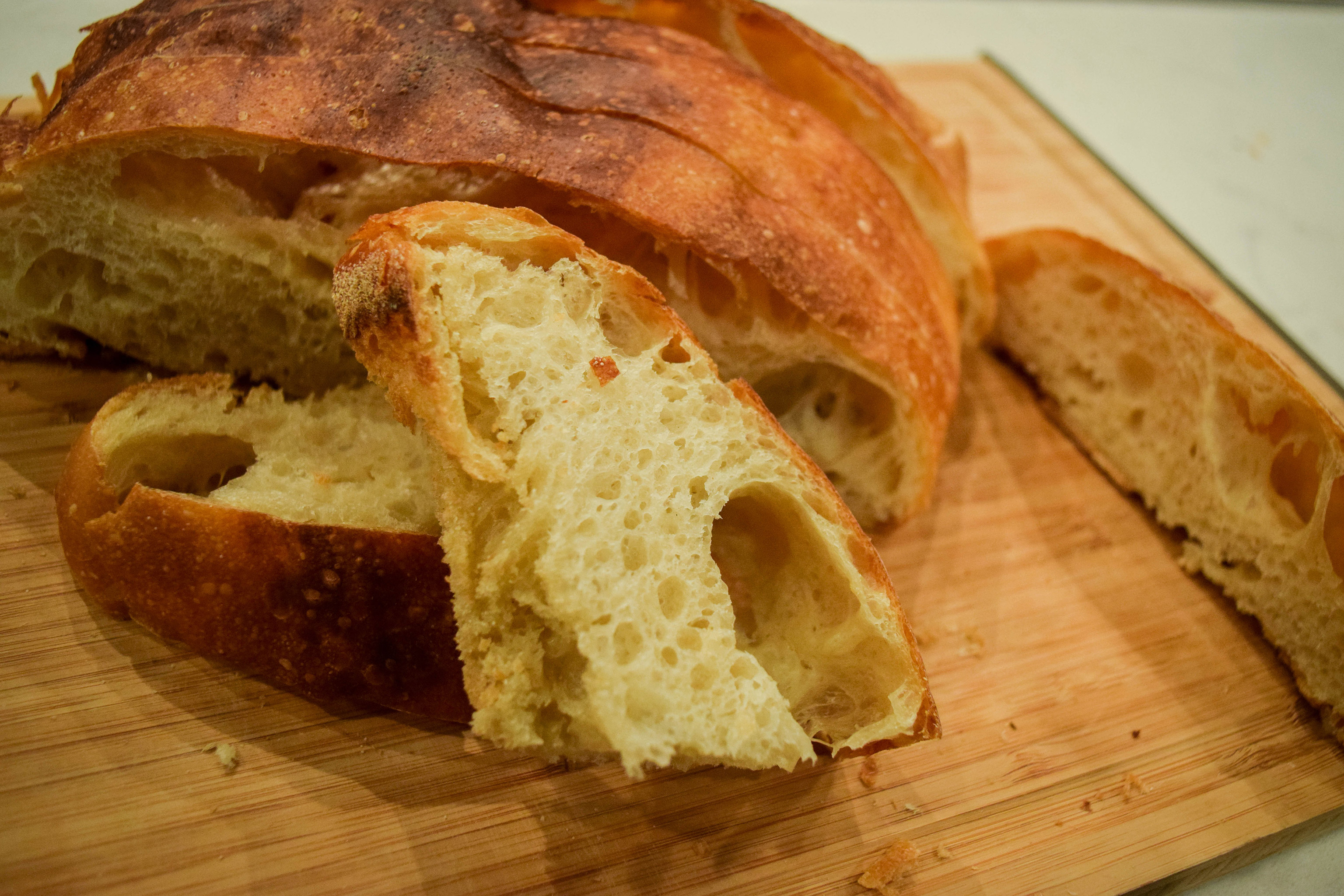 The Basic No-Knead Bread - VeryVera