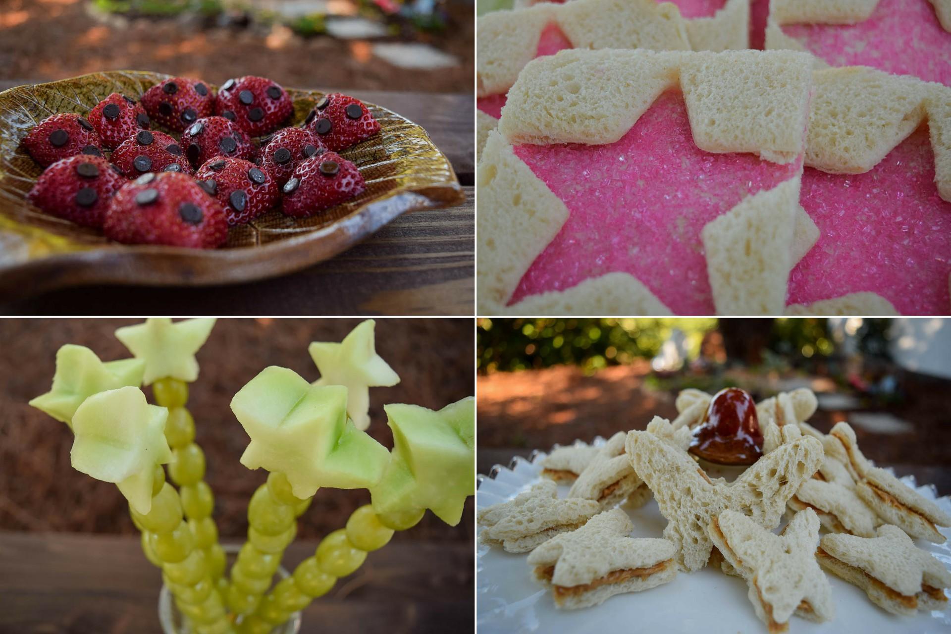 Fairy Garden Food