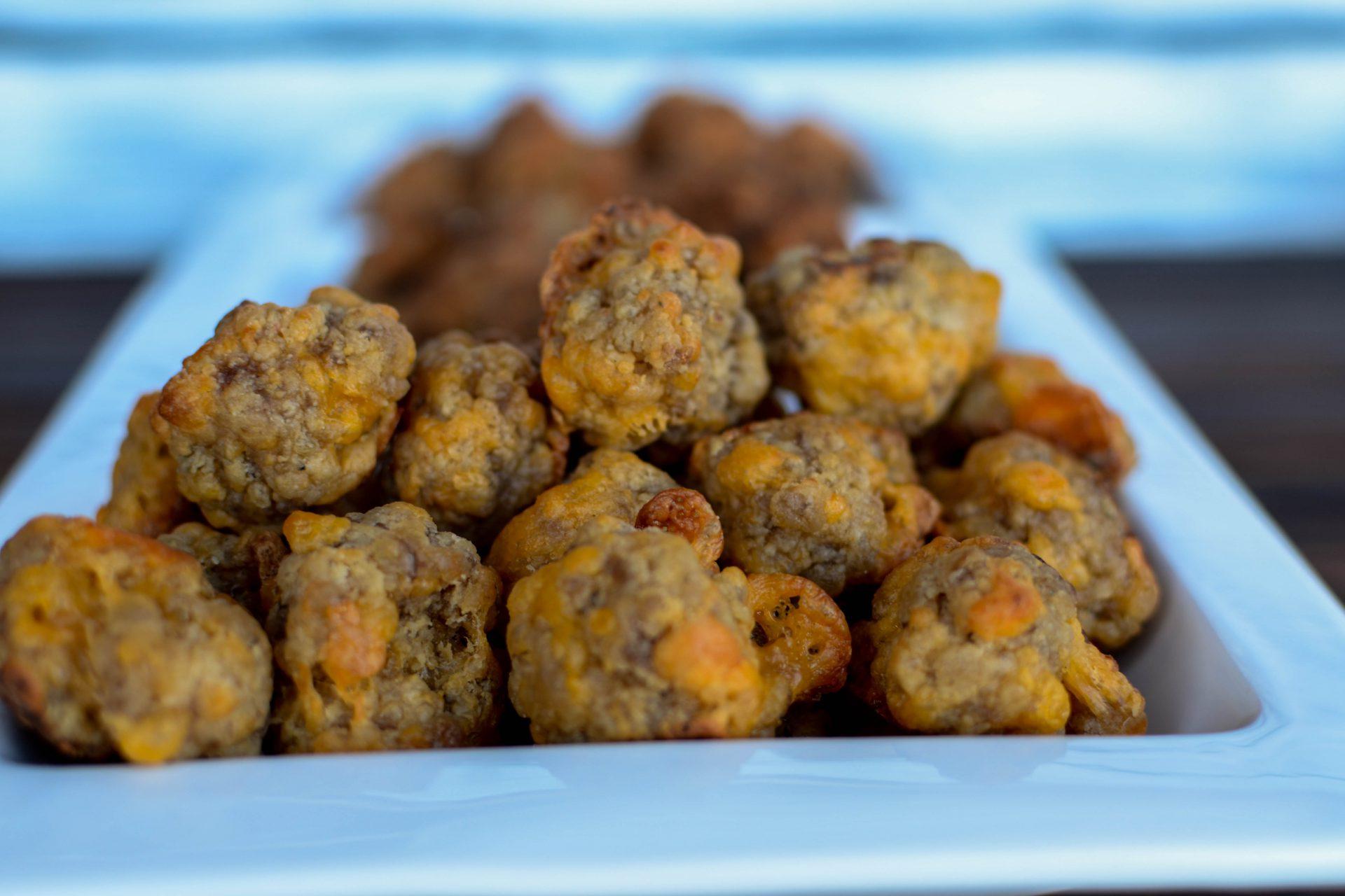 sausage-balls