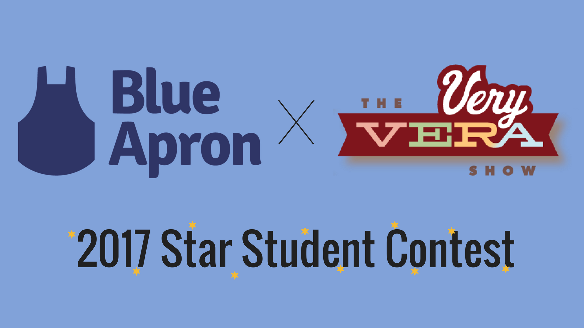 Blue apron video contest - Blue Apron Star Student Contest