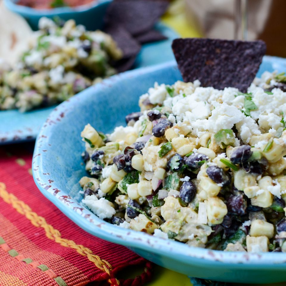 Recipes archive veryvera mexican street corn salad forumfinder Choice Image
