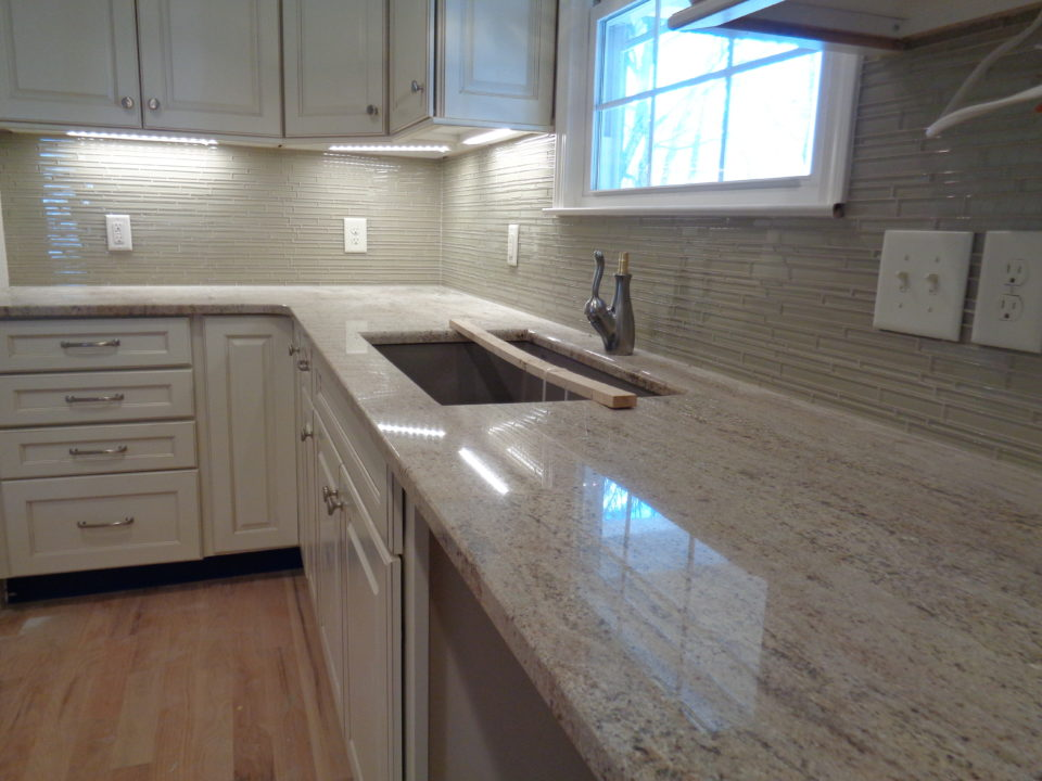 The Star Granite Team Were Helping Hands That Took Measurements And Installed Our Gorgeous Countertops Backsplashes