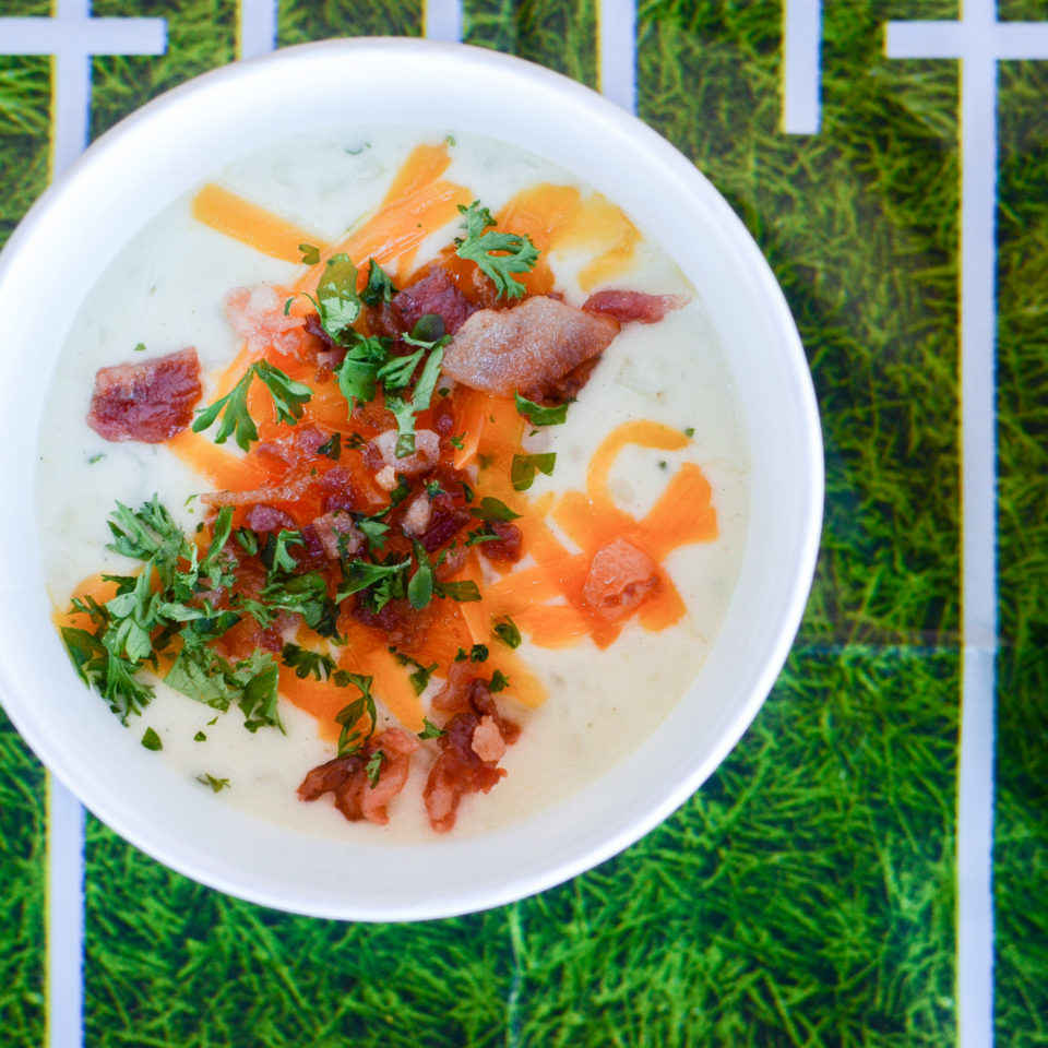 Potato Herb Soup