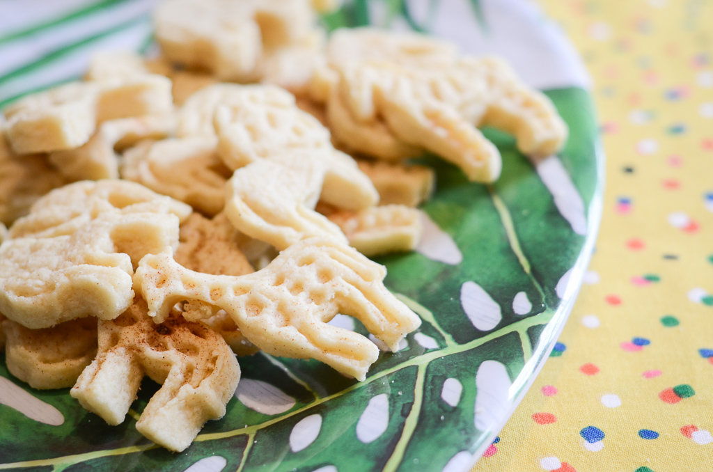 DIY Animal Crackers
