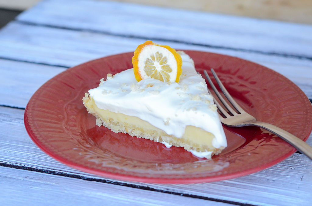 Lemon Icebox Tart