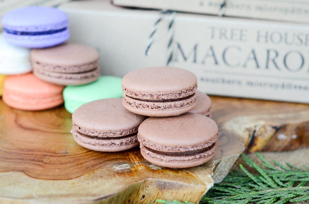 Hershey's Chocolate Macaron