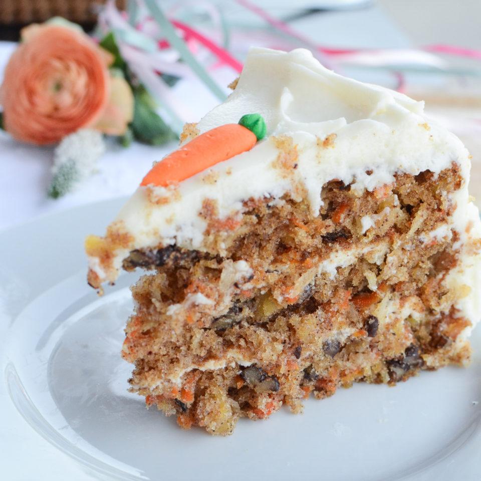 VeryVera Carrot Cake
