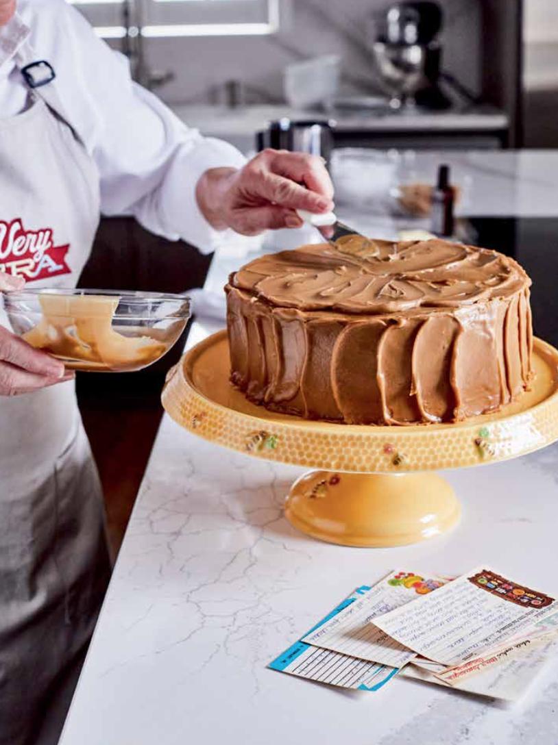 Vera's Caramel Cake